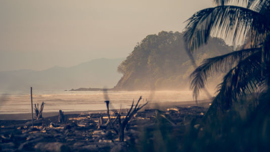Jaco, Playa Hermosa, Costa Rica, GPS (9,557885; -84,580085)