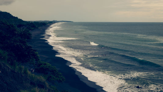 Jaco, Pochotal, Costa Rica, GPS (9,580913; -84,614448)