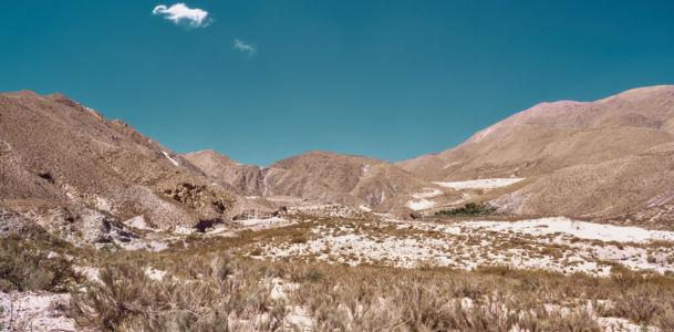 Las Cuevas, Catamarca, Argentina, GPS (-26,895360; -66,745645)