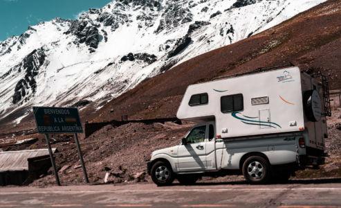 Las Cuevas, Mendoza, Argentina, GPS (-32,805418; -70,070338)