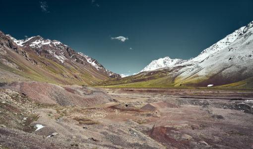 Las Cuevas, Mendoza, Argentina, GPS (-32,805418; -70,070339)