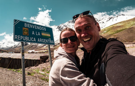 Las Cuevas, Mendoza, Argentina, GPS (-32,805427; -70,070458)