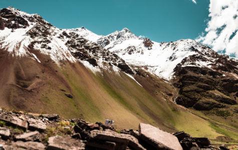 Las Cuevas, Mendoza, Argentina, GPS (-32,818857; -70,014657)