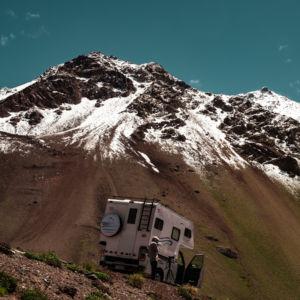Las Cuevas, Mendoza, Argentina, GPS (-32,818858; -70,014650)