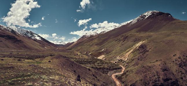 Las Cuevas, Mendoza, Argentina, GPS (-32,818888; -70,014722)