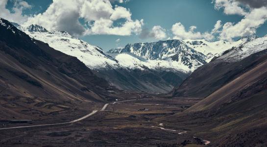 Las Cuevas, Mendoza, Argentina, GPS (-32,820005; -70,016245)