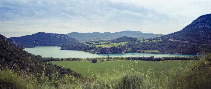 Liguerre De Cinca, Pyrenees, GPS (42,292778; 0,223612)