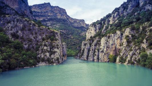 Liguerre De Cinca, Pyrenees, GPS (42,296015; 0,216335)