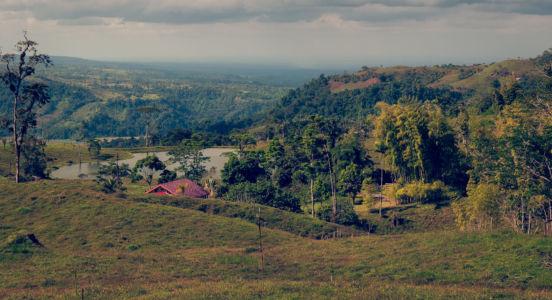 Linda Vista, Guayacan, Costa Rica, GPS (10,032693; -83,550213)