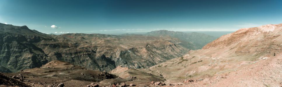 Lo Barnechea - Chile - GPS (-33,360278; -70,250000)