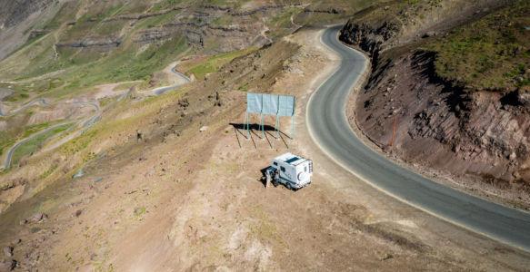 Lo Barnechea - Chile - GPS (-33,360403; -70,249727)