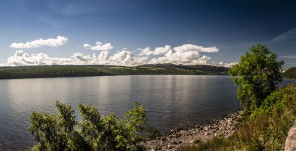 Loch Ness, Lochend, Scotland