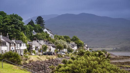 Lochcarron, Lochcarron, Scotland