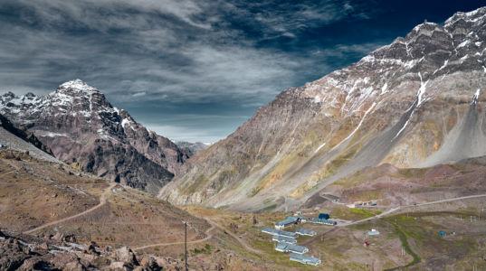 Los Andes - Chile - GPS (-32,844740; -70,122733)