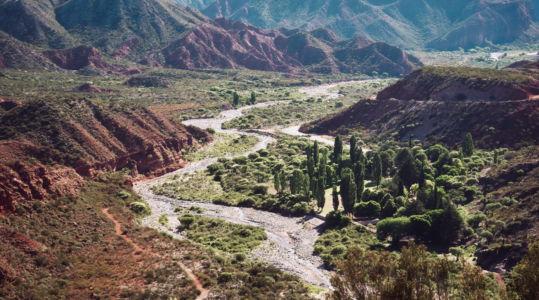 Los Tambillos, La Rioja, Argentina, GPS (-29,347167; -67,756225)