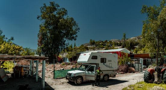Monte Patria - Chile - GPS (-30,966210; -70,764237)