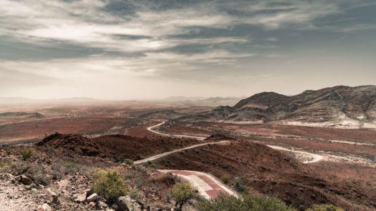 Nauchas, Namibia, GPS (-23,661120; 16,171301)