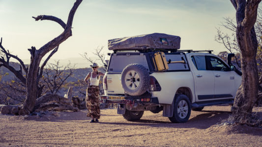 Okaaruu, Namibia, GPS (-18,694691; 13,742303)