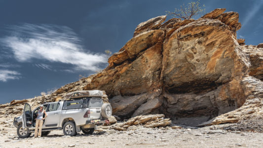 Ozombari, Namibia, GPS (-19,053413; 13,489668)