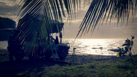 Playa Agujas, Agujas, Costa Rica, GPS (9,726770; -84,650748)