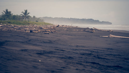 Playa Hermosa, Playa Hermosa, Costa Rica, GPS (9,557972; -84,580110)