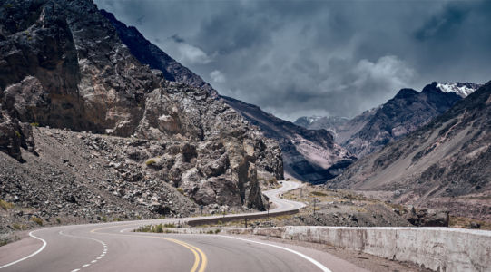 Polvaredas, Mendoza, Argentina, GPS (-32,815238; -69,682948)