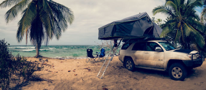 Punta Uva, Manzanillo, Costa Rica, GPS (9,643678; -82,686225)