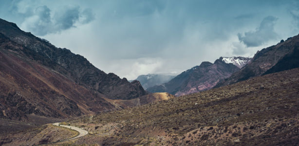 Punta De Vacas, Mendoza, Argentina, GPS (-32,848345; -69,749254)