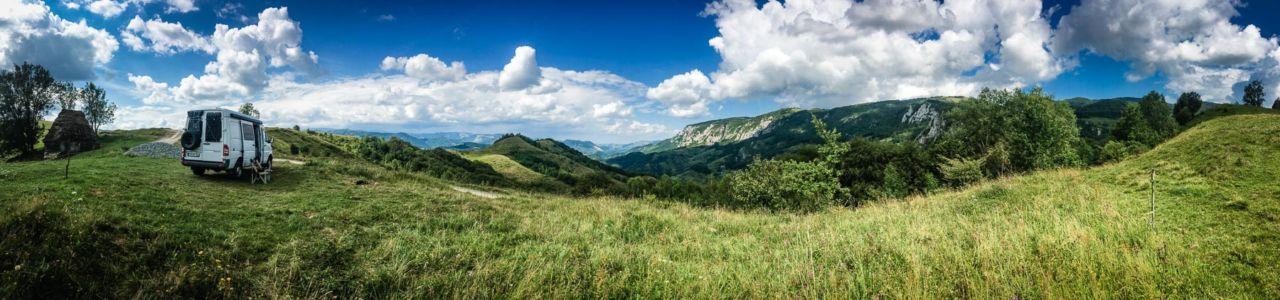Romania, Alba, Sub Piatra - GPS (46,375294; 23,452672)