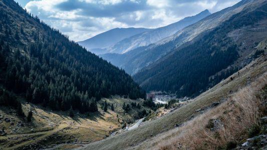 Romania, Brasov, Sub Balea Lac - GPS (45,584985; 24,640791)