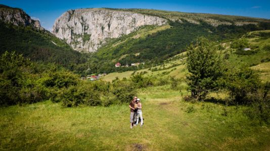 Romania, Cluj, Cheia - GPS (46,559221; 23,697488)