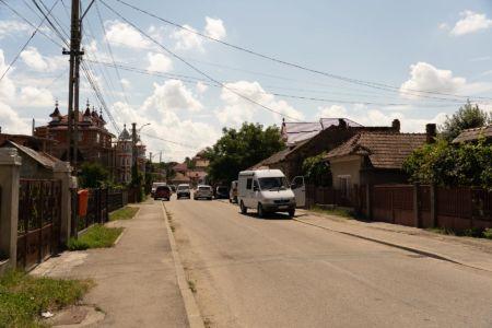 Romania, Cluj, Huedin - GPS (46,865541; 23,015778)