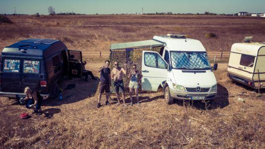 Romania, Constanta, Vama Veche - GPS (43,742793; 28,579143)