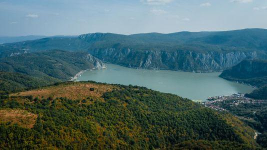 Romania, Mehedinti, Dubova - GPS (44,629163; 22,241218)