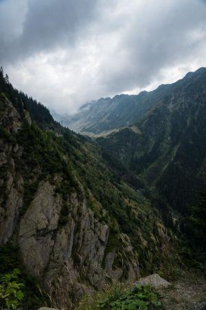 Romania, Sibiu, Sub Balea Lac - GPS (45,632598; 24,614855)