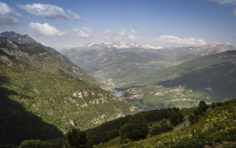 Sahun, Pyrenees, GPS (42,563133; 0,429167)