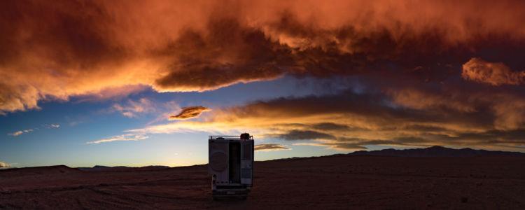 Salar De Pocitos, Salta, Argentina, GPS (-24,577222; -67,080278)