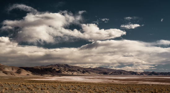 Salar De Pocitos, Salta, Argentina, GPS (-24,609917; -66,944663)