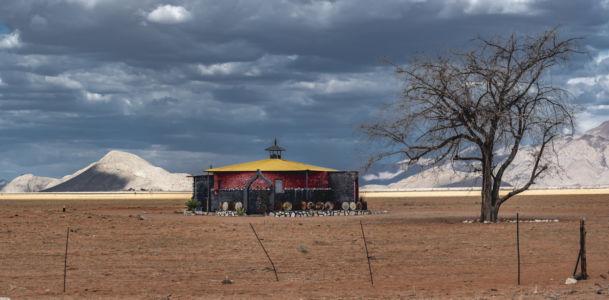 Samara, Namibia, GPS (-23,789940; 15,918554)