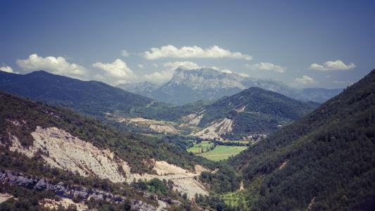 San Belian, Pyrenees, GPS (42,441877; 0,045003)