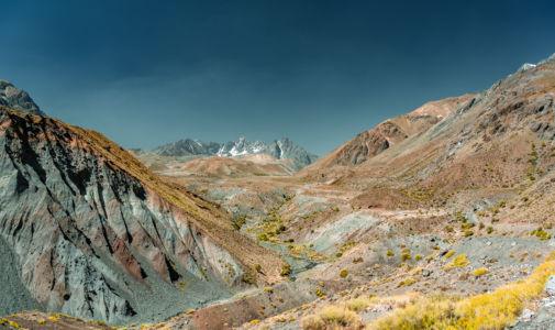 San Jose De Maipo - Chile - GPS (-33,734832; -70,144047)