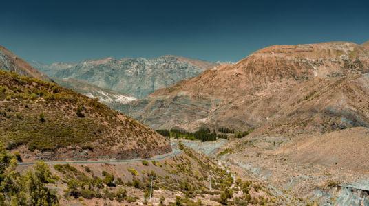 San Jose De Maipo - Chile - GPS (-33,737128; -70,146895)