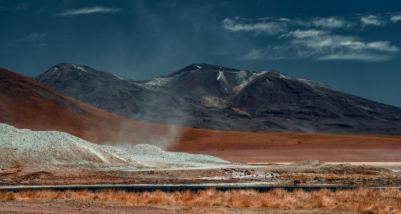 San Pedro De Atacama - Chile - GPS (-22,532438; -68,040728)