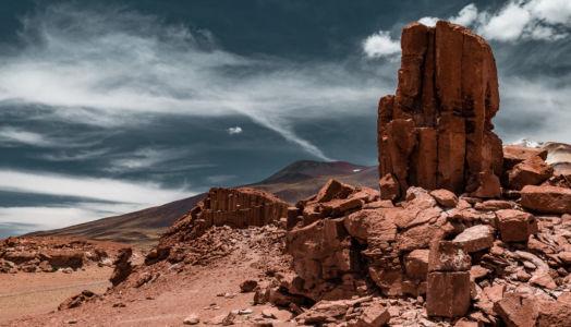 San Pedro De Atacama - Chile - GPS (-23,912113; -67,551318)