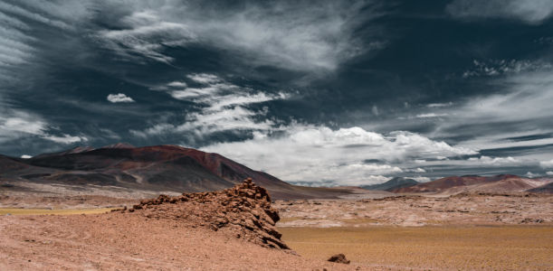 San Pedro De Atacama - Chile - GPS (-23,912260; -67,551107)