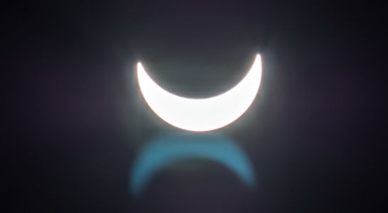 Solar Eclipse, Dinkelsbühl, Germany, 20.03.2015