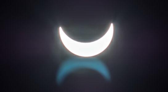 Solar Eclipse, Dinkelsbühl, Germany, 20.03.2015