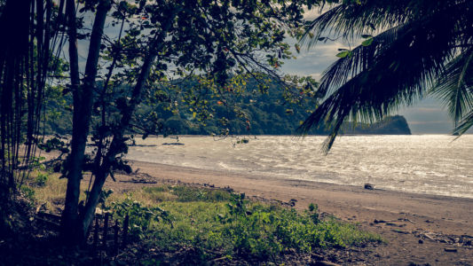 Tarcoles, Pital, Costa Rica, GPS (9,746175; -84,630895)