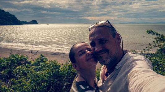 Tarcoles, Pital, Costa Rica, GPS (9,746248; -84,630722)