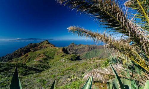 Santiago del Teide, Masca, Canarias, Spanien